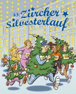 Zürcher Silvesterlauf 2019