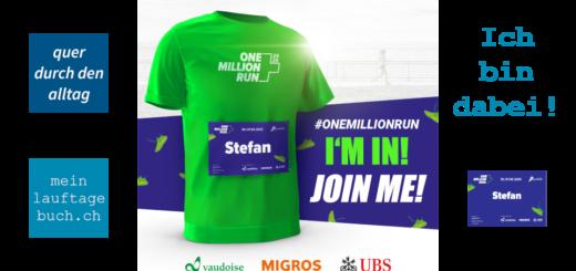 OneMillionRun Laufen