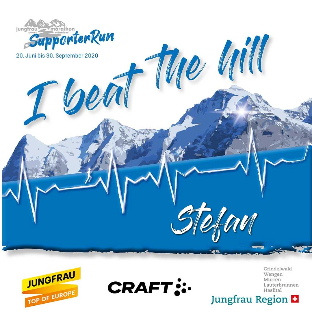 Jungfrau Marathon Supporter Run