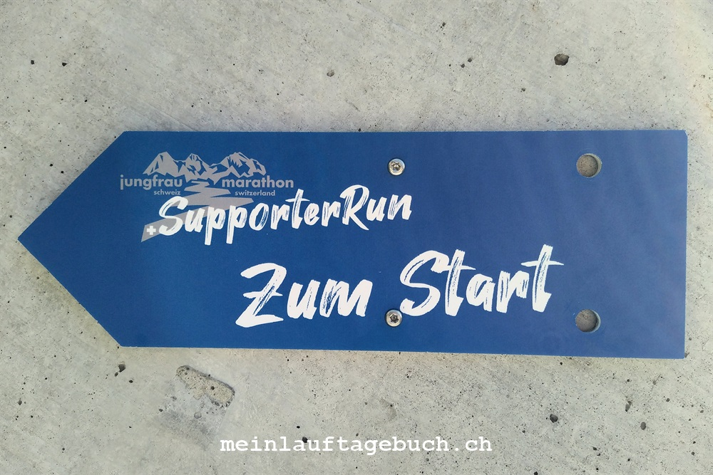 Jungfrau Marathon Supporter Run 2020