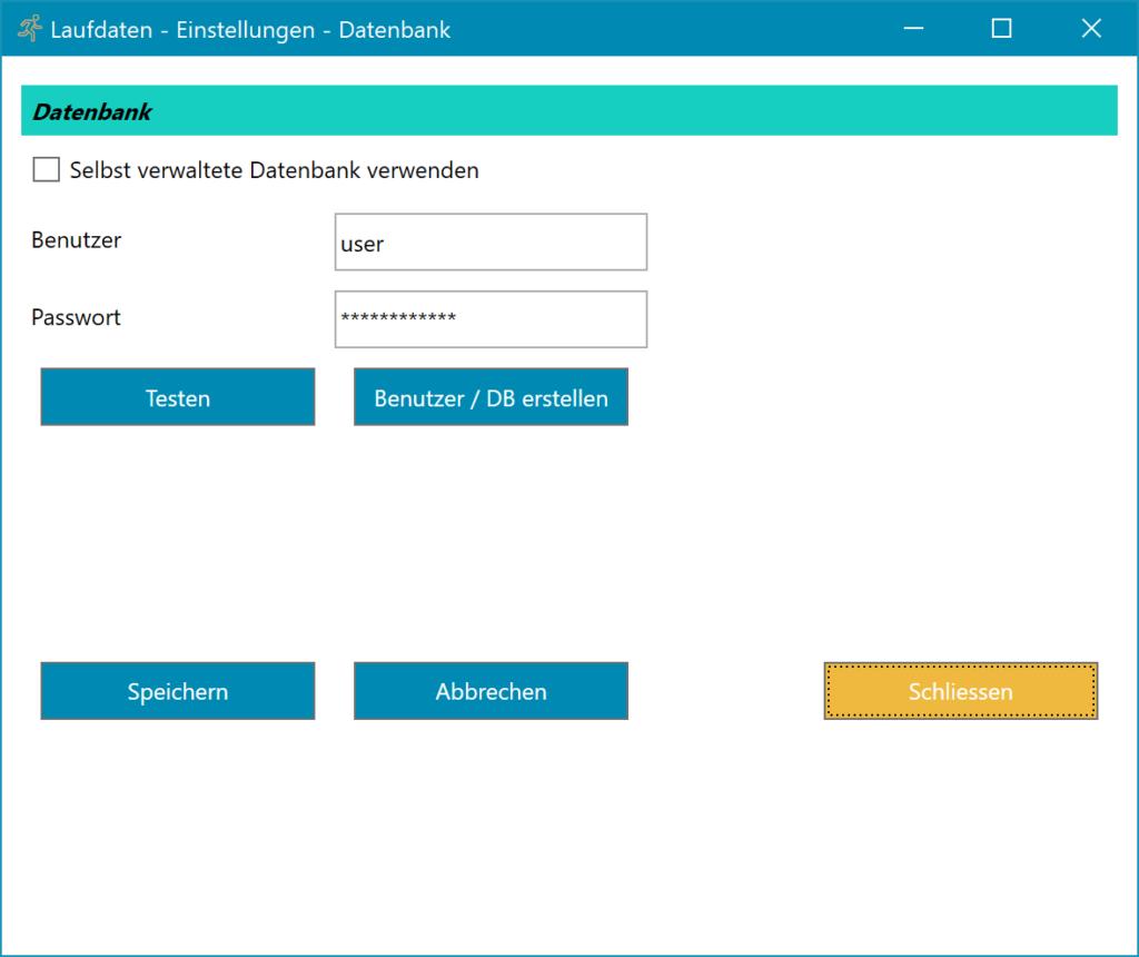 Lauftagebuch Software Icon Datenbank