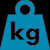 Lauftagebuch Software Icon Gewicht