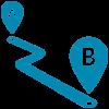 Lauftagebuch Software Icon Strecke