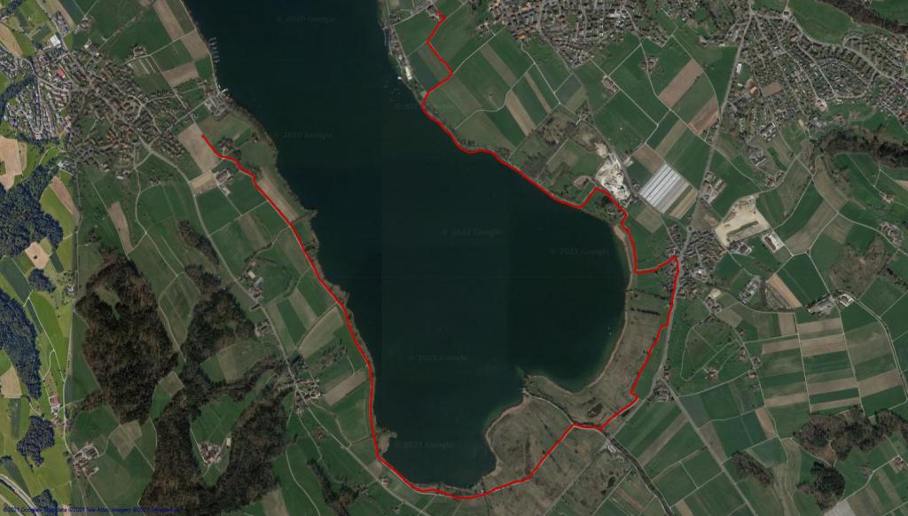 Greifenseelauf Laufen Wettkampf